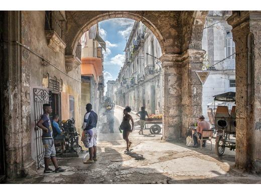Archway, Havana
