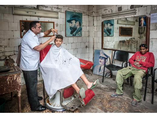Barber's Shop, Havana