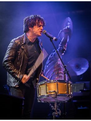 Jamie Cullum, Drumming