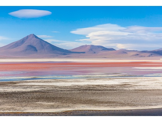 The Red Lake, Bolivia 2