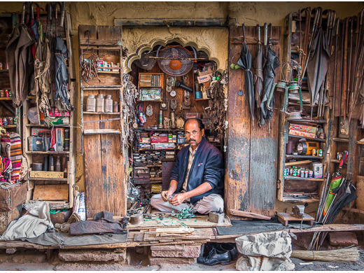 Shopkeeper, Jodhpur