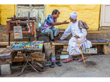 Knife Seller, Jaisalmer
