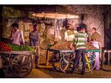 Midnight Market, Patan, Rajasthan