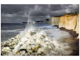 Rough Sea, Birling Gap